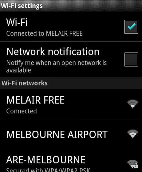 Select MELAIR FREE