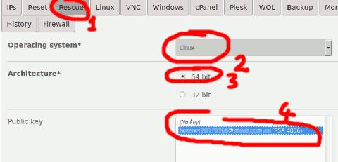 Installing ZFS on LUKS on Ubuntu 16 04 on Hetzner Dedicated
